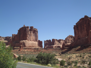 (VUSA) Day 5: Arches National Park