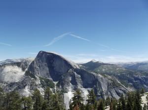 (VUSA) Day 10: North Dome, Yosemite
